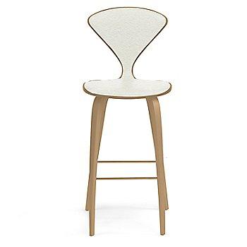 White Oak Rift Cut finish / Upholstery Selection Divina 106