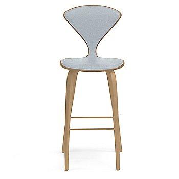 White Oak Rift Cut finish / Upholstery Selection Divina 191