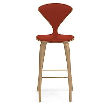 White Oak Rift Cut finish / Upholstery Selection Divina 584