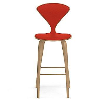 White Oak Rift Cut finish / Upholstery Selection Divina 623