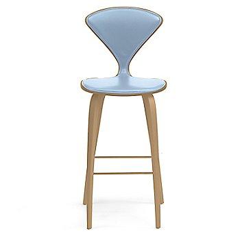 White Oak Rift Cut finish / Upholstery Selection Divina 712
