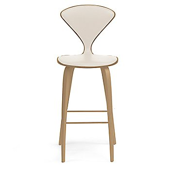 White Oak Rift Cut finish / Upholstery Selection Vincenza Leather VZ-2122