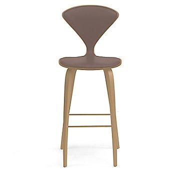 White Oak Rift Cut finish / Upholstery Selection Vincenza Leather VZ-2115