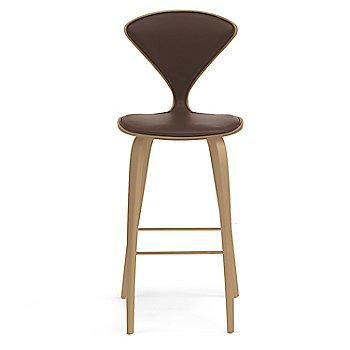 White Oak Rift Cut finish / Upholstery Selection Sabrina Leather Coffee Bean