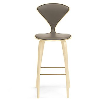 Natural Beech finish / Upholstery Selection Vincenza Leather VZ-2101