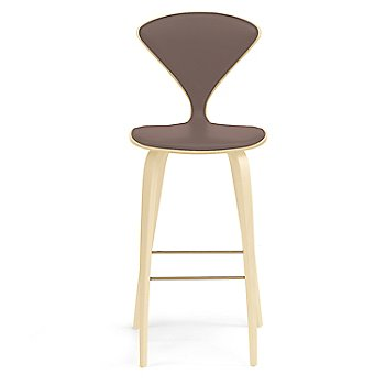 Natural Beech finish / Upholstery Selection Vincenza Leather VZ-2115
