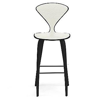 Ebony Lacquer finish / Upholstery Selection Divina 106