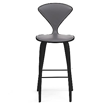 Ebony Lacquer finish / Upholstery Selection Divina 691