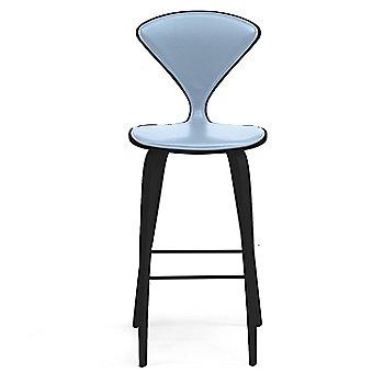 Ebony Lacquer finish / Upholstery Selection Divina 712