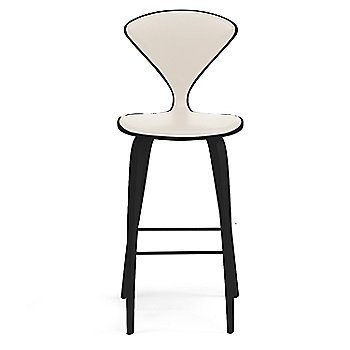 Ebony Lacquer finish / Upholstery Selection Vincenza Leather VZ-2122