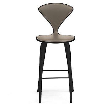 Ebony Lacquer finish / Upholstery Selection Vincenza Leather VZ-2101