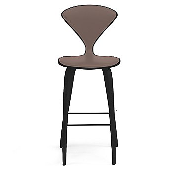 Ebony Lacquer finish / Upholstery Selection Vincenza Leather VZ-2115