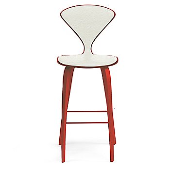Stella Orange finish / Upholstery Selection Divina 106