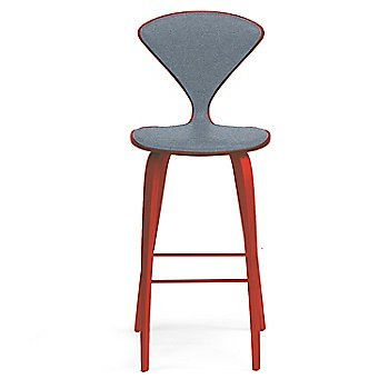 Stella Orange finish / Upholstery Selection Divina 154