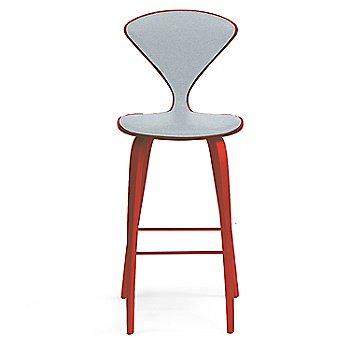Stella Orange finish / Upholstery Selection Divina 171