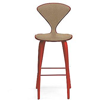 Stella Orange finish / Upholstery Selection Divina 334