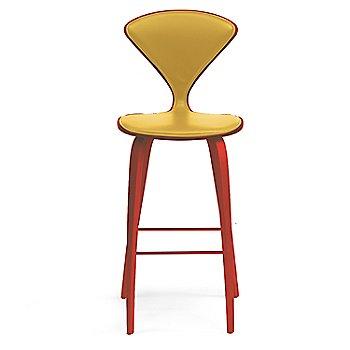 Stella Orange finish / Upholstery Selection Divina 444