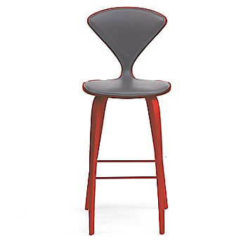 Stella Orange finish / Upholstery Selection Divina 691