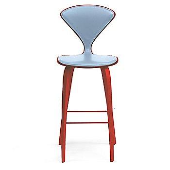 Stella Orange finish / Upholstery Selection Divina 712