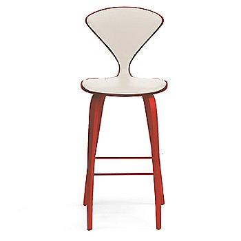 Stella Orange finish / Upholstery Selection Vincenza Leather VZ-2122