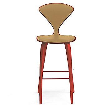 Stella Orange finish / Upholstery Selection Vincenza Leather VZ-2111