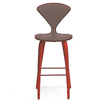 Stella Orange finish / Upholstery Selection Vincenza Leather VZ-2115