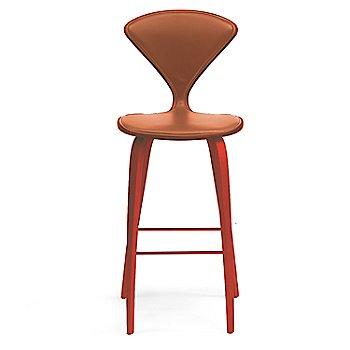Stella Orange finish / Upholstery Selection Sabrina Leather Robotic Orange