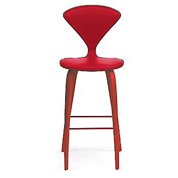 Stella Orange finish / Upholstery Selection Sabrina Leather Carmen