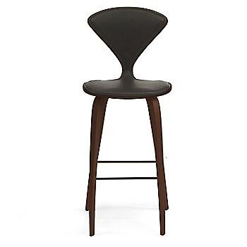 Classic Walnut finish / Upholstery Selection Vincenza Leather VZ-BLCK