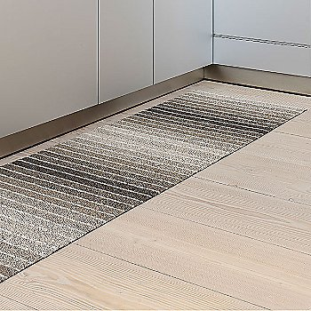 Shown in Taupe, Utility Rug size (multiples)