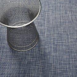 Basketweave Floormat (Denim/35 In. x 48 In.) - OPEN BOX