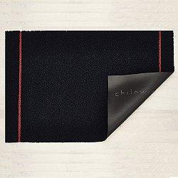 Simple Stripe Shag Indoor / Outdoor Mat