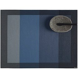 Color Tempo Placemat by Chilewich (Indigo) - OPEN BOX RETURN