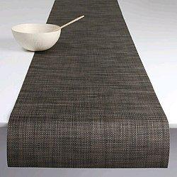 Mini Basketweave Table Runner (Dark Walnut)- OPEN BOX RETURN