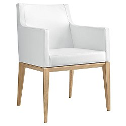 Bess Leather Armchair