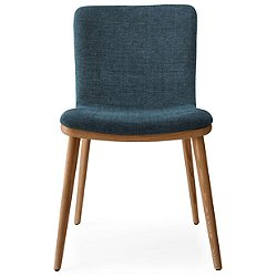 Annie Upholstered Wooden Chair