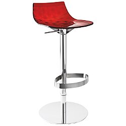 Ice Swivel Stool