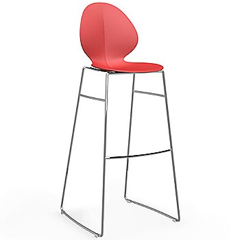 Shown in Red, Barstool