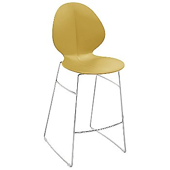 Shown in Mustard Yellow, Counterstool