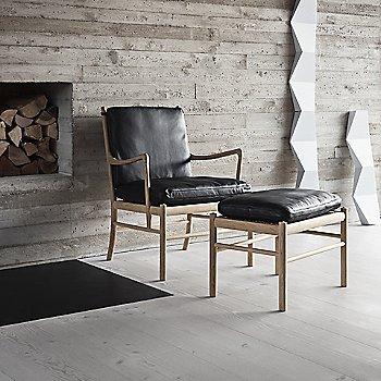 SIF 98 Leather / Oak finish
