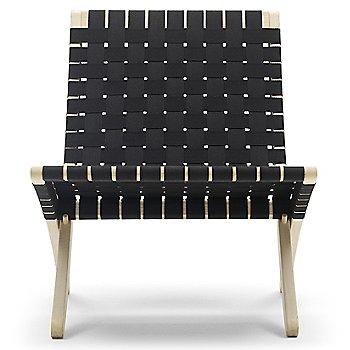 White seat / Oak - White Oiled finish