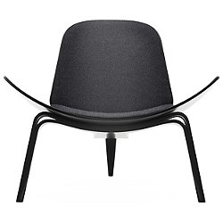 CH07 Lounge Chair - Black Edition