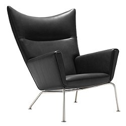 CH445 Wing Lounge Chair