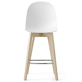 Academy W Stool with Academy W Upholstered Stool