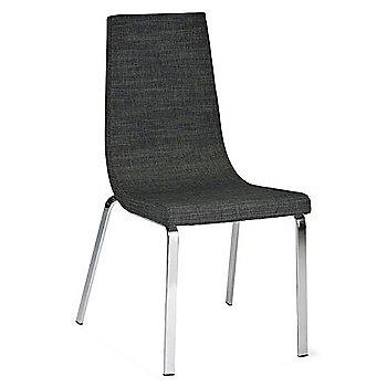 Berna Smoke Grey with Chromed frame finish