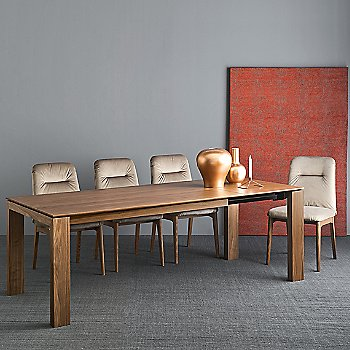 Greta Chair wth New Smart Extending Dining Table