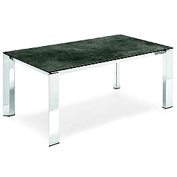 Gate Ceramic Top Extending Dining Table