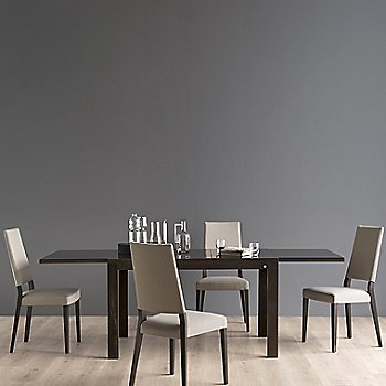 New Smart Extending Dining Table with Sandy Skuba Chair