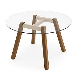 T-Table, Round Dining Table