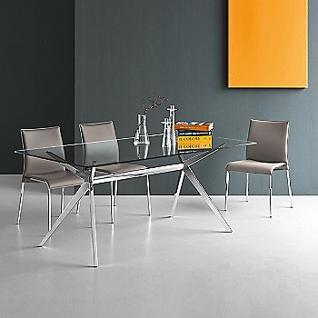 Seven Dining Table, in use